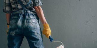 כך תצבעו את הדירה בעצמכם כמו מקצוענים